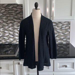 Eileen Fisher cardigan sweater lightweight small
